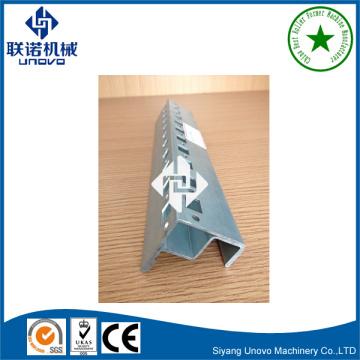 Металлический шкаф-стеллаж для производства профильных линий