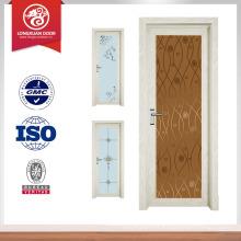 nigeria door aluminium toilet door interior glass door                                                                         Quality Choice