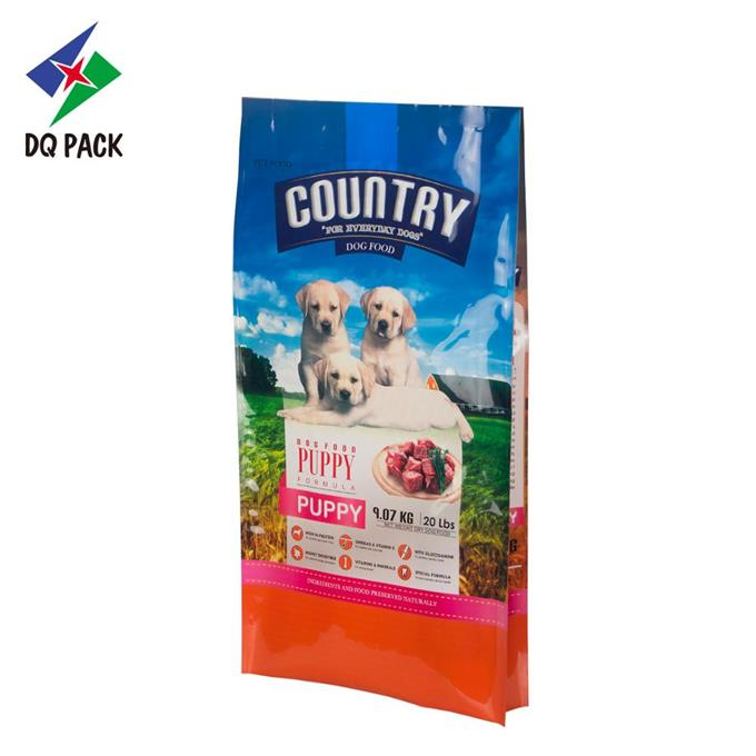 Plastic Bag For Pet Food