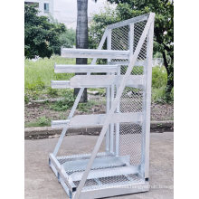 Jimu Hot DIP Galvanized Light Steel Structures Metal Structures for Display