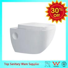 La pared de cerámica del fabricante de China colgó el tocador en precio bajo