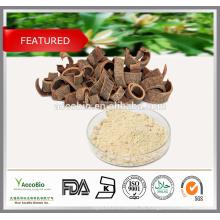 Ingrediente cosmético natural chino de la medicina de la hierba polvo de la corteza de la magnolia del 98%