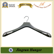 Used Clothing Hanger Electroplating Clothes Hanger For Garment