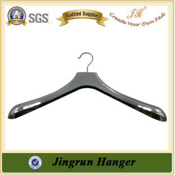 Used Clothing Hanger Electroplating Clothes Hanger For Garment
