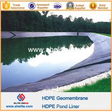 Geomembrane do HDPE do PVC EVA do LDPE de LLDPE para forros de lagoa