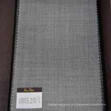 Negócio 100% merino lã adequando tecido fabricado na China