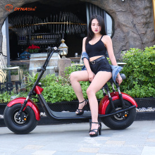 one-key start citycoco 60V 1500W/2000W electric scooter with removable battery