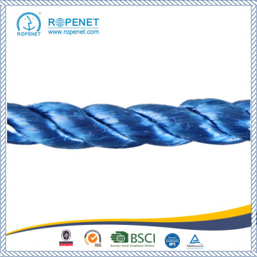 Nya Material PP Rope 3 Strängar Twisted With Best Price