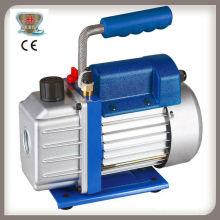 Двухступенчатый лопастной вакуумный насос для тяжелых условий эксплуатации 3CFM 1 / 3HP HVAC