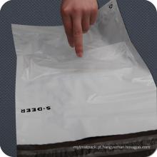 Saco de mala direta promocional de plástico impresso