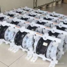 QBY QBK OSY series air actuated pneumatic double diaphragm pump
