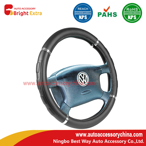 small steering wheel cover