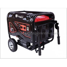 3.5kVA 3kw Portable Silent Gasoline Generator with Wheels & Handle