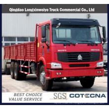 Camión de carga de China HOWO 25ton 6X4