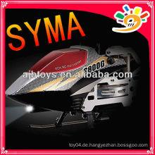 RC HELICOPTER SYMA S800G 4.5CH Spielzeughubschrauber mit Kreisel