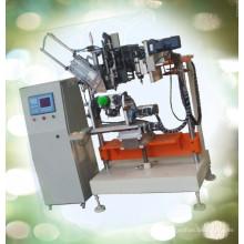 Alta velocidade CNC automático de alta velocidade 4 eixo escova de vaso sanitário de perfuração e tufting máquina / wc escova tufting máquina