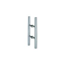 Puxadores para porta em tubo de aço inoxidável