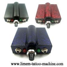 Nouvelle alimentation numérique de tatouage stand-up