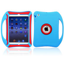 Los niños manejar silicona suave Tablet funda para iPad Mini