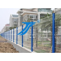 Anping Cheap PVC Coated Triangle Bending Fence