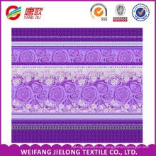 100 telas del poliester 75 * 180D 85gsm para el sistema del lecho de la sábana