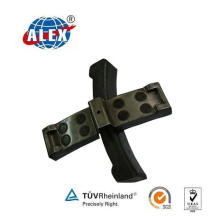 Train Brake Block with Composite Material and Q235