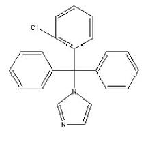 BPF N ° CAS 23593-75-1 Clotrimazole