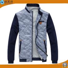 Atacado Homem Inverno Vestuário Outdoor Softshell Bomber Jacket