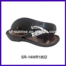 SR-14WR1802 las últimas sandalias de las señoras diseñan las sandalias de las mujeres de las sandalias de las mujeres del nuevo modelo sandalias del verano