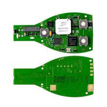 2019 Latest car keys smart remote key for Benz 3 button MB FBS3 BGA KeylessGo Smart Key