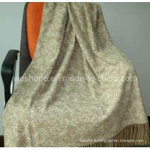 Jet de laine, couverture de laine, jeter (CMT-0901079)
