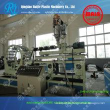 Maquinaria de plástico de la pipa de acero espiral HDPE