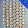 9-10mm Near Round Freshwater Pearls