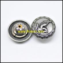 Metal Jeans Button with Pegasus Logo