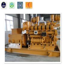 50Hz / 60Hz 3phase 4wire carbón cama generador de gas conjunto