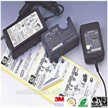 UL Printing Label For Electrical Appliance