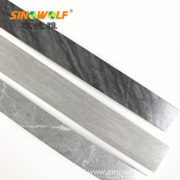 Popular Stone Design PVC Edge Banding