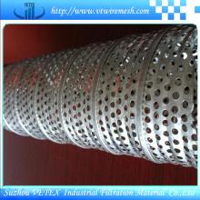 Tubo espiral de acero inoxidable 304