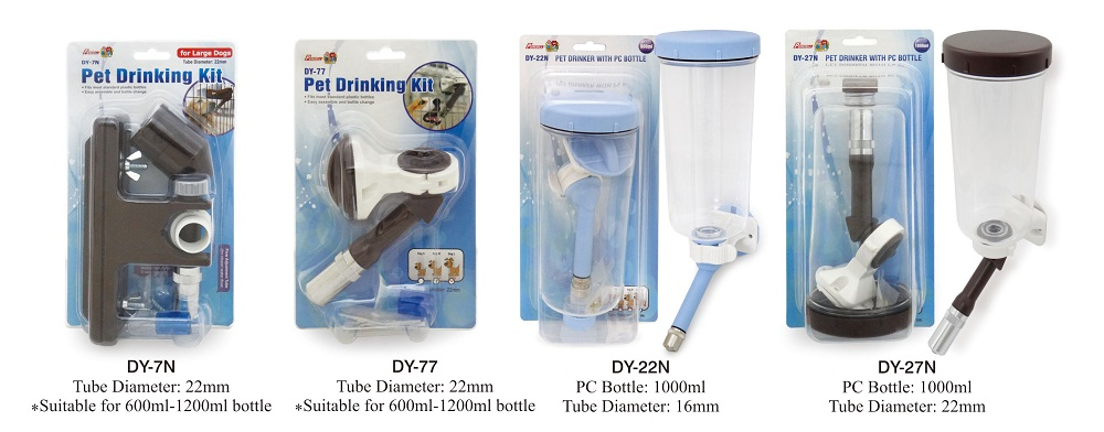 Large Dog Water Bottle Kit