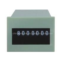 Zcheng Accesorios de dispensador de combustible Electromagnetic Totalizador Zct-01