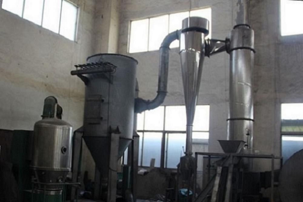 Xsg Series High-Speed Rotating Dryer Boric Acid Flash Dryer Machine