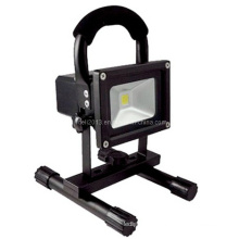 CE SAA перезаряжаемые чрезвычайным портативный светодиодный прожектор 10W
