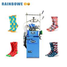 автоматическая компьютеризированная лето хлопок носки, вязальная машина цена