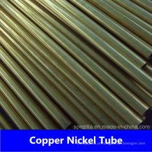 China Fábrica de cobre níquel sem costura Tubulação (C70600 C71500 C68700)