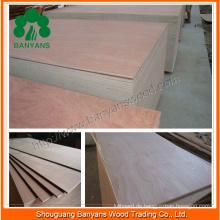 Ganzes Pappel-Kern-Bleistift-Zedern-Sperrholz für Möbelgebrauch