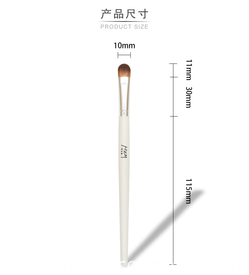 Single Eyeshadow Brush 4