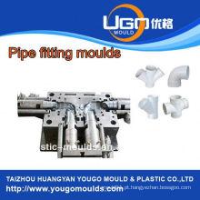 Fábrica de moldes profissional para o molde de montagem de tubos de pvc de tamanho padrão em taizhou China