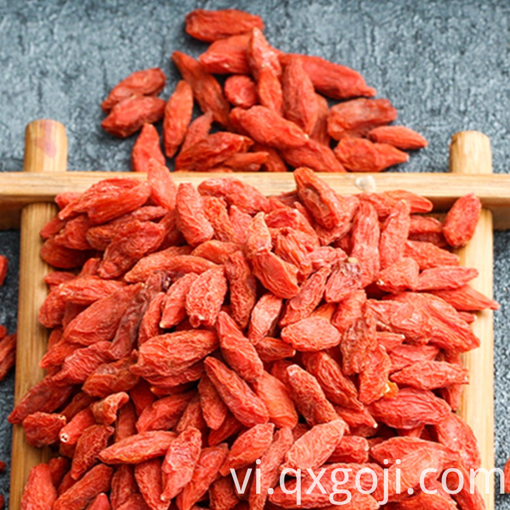 Red Goji Berry Diet Weight Loss
