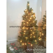 3FT Potted Christmas Tree with Incandescent Light (Sears)
