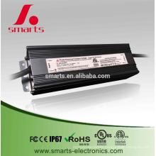 3 years warranty triac dimming 110v ac to 24v 4a dc power supply 24v led drivers
